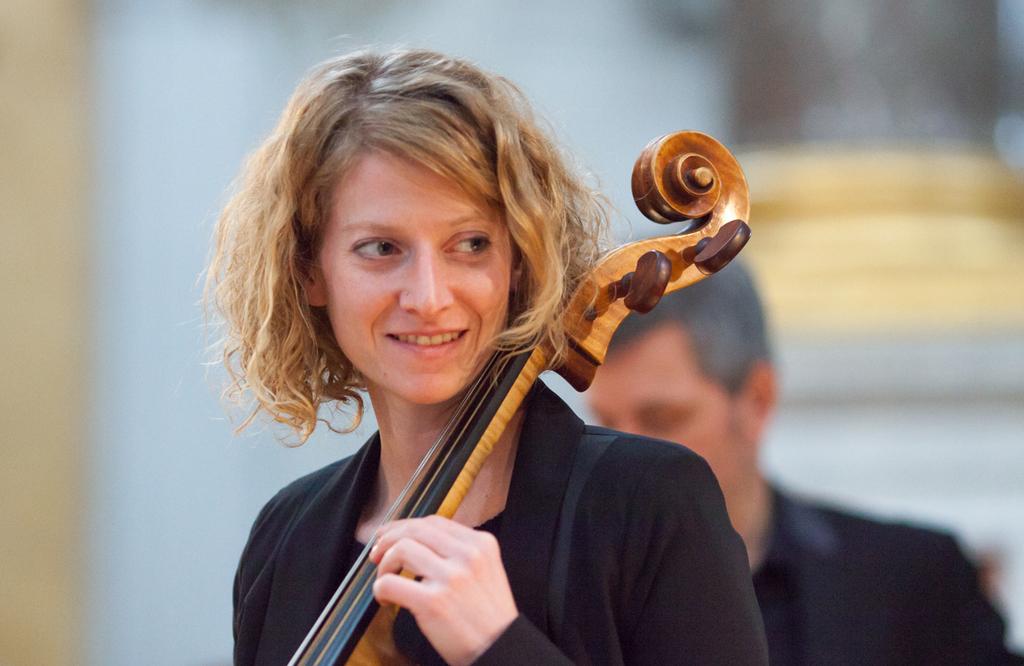 Cécile Vérolles – Concerto Soave