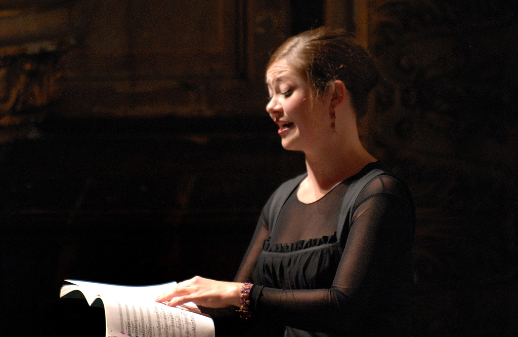 Anne Magouët – Concerto Soave