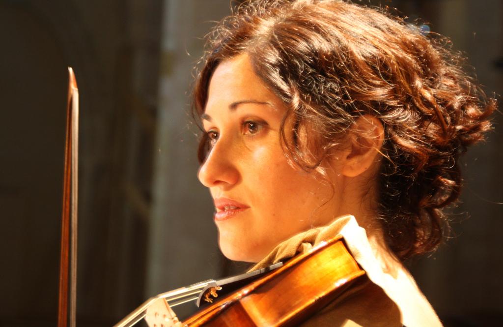 Alba  Roca – Concerto Soave