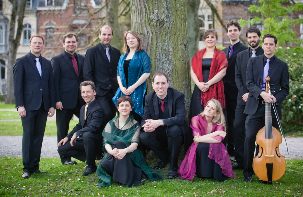 Ensemble Vox Luminis – Concerto Soave