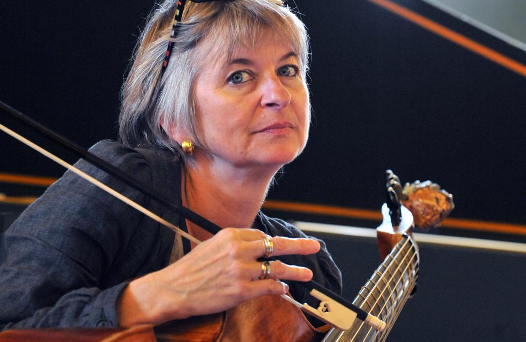 Christine Plubeau – Concerto Soave