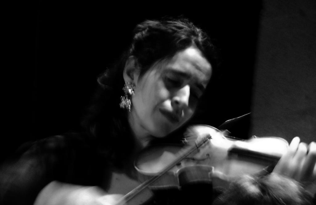 Amandine Beyer – Concerto Soave