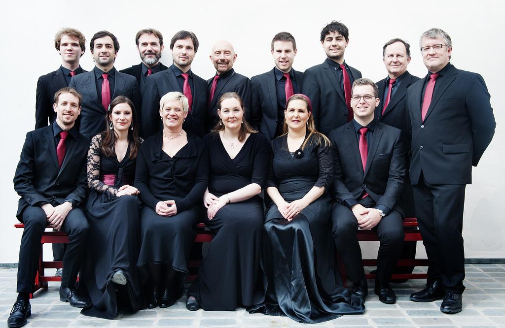 Chœur de Chambre de Namur – Concerto Soave