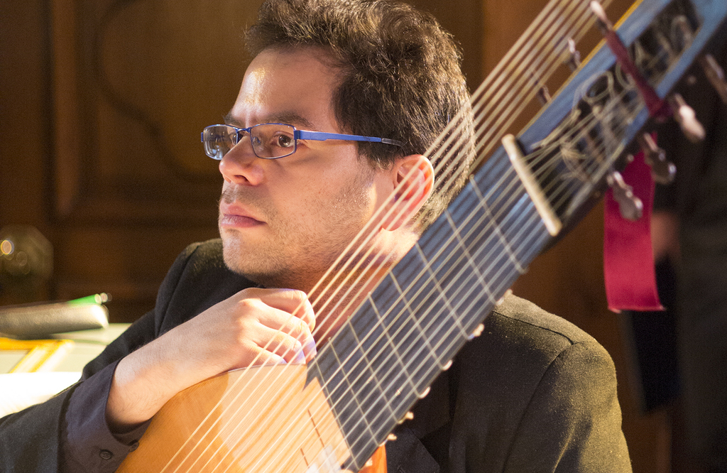 Parsival Castro – Concerto Soave