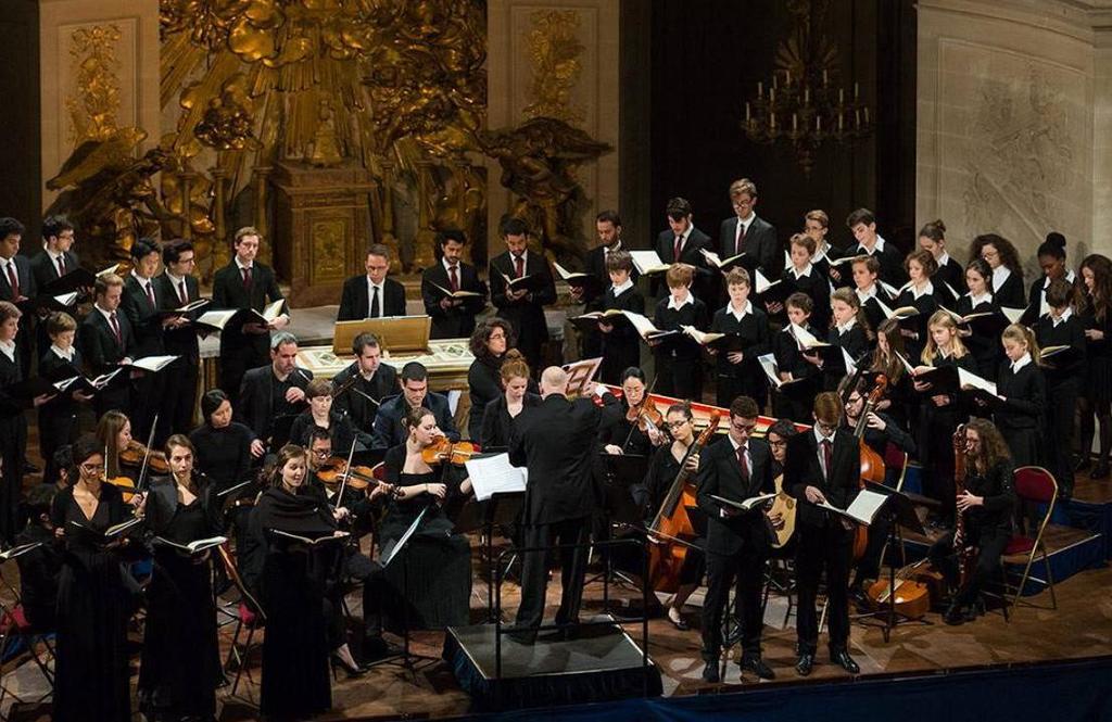 CMBV Le Centre de musique baroque de Versailles – Concerto Soave