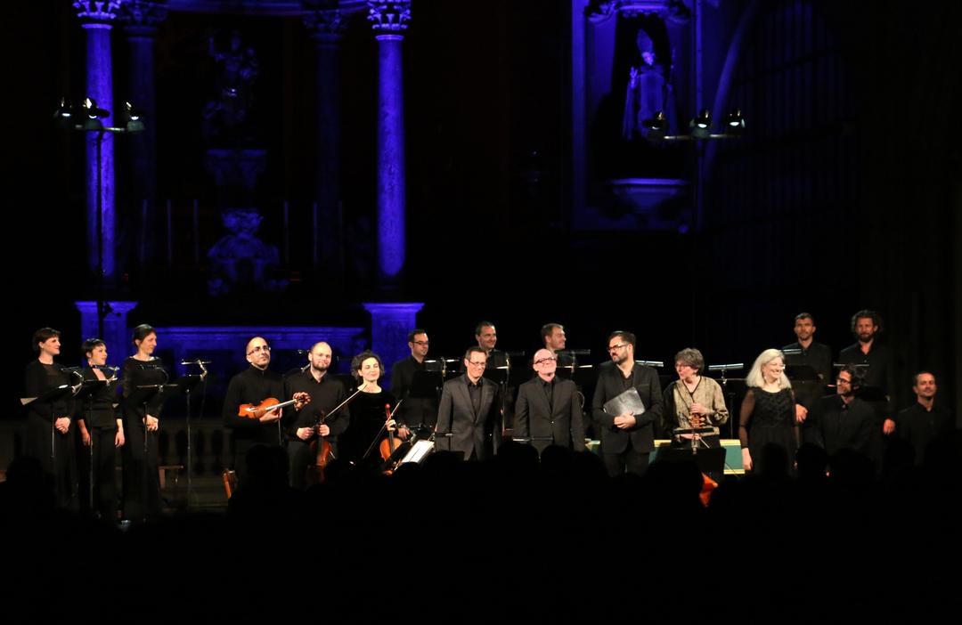 Les éléments et Concerto Soave - Eglise Saint Cannat - Mars en Baroque 2015