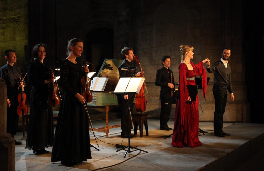 La Petite Bande - Mars en Baroque 2014