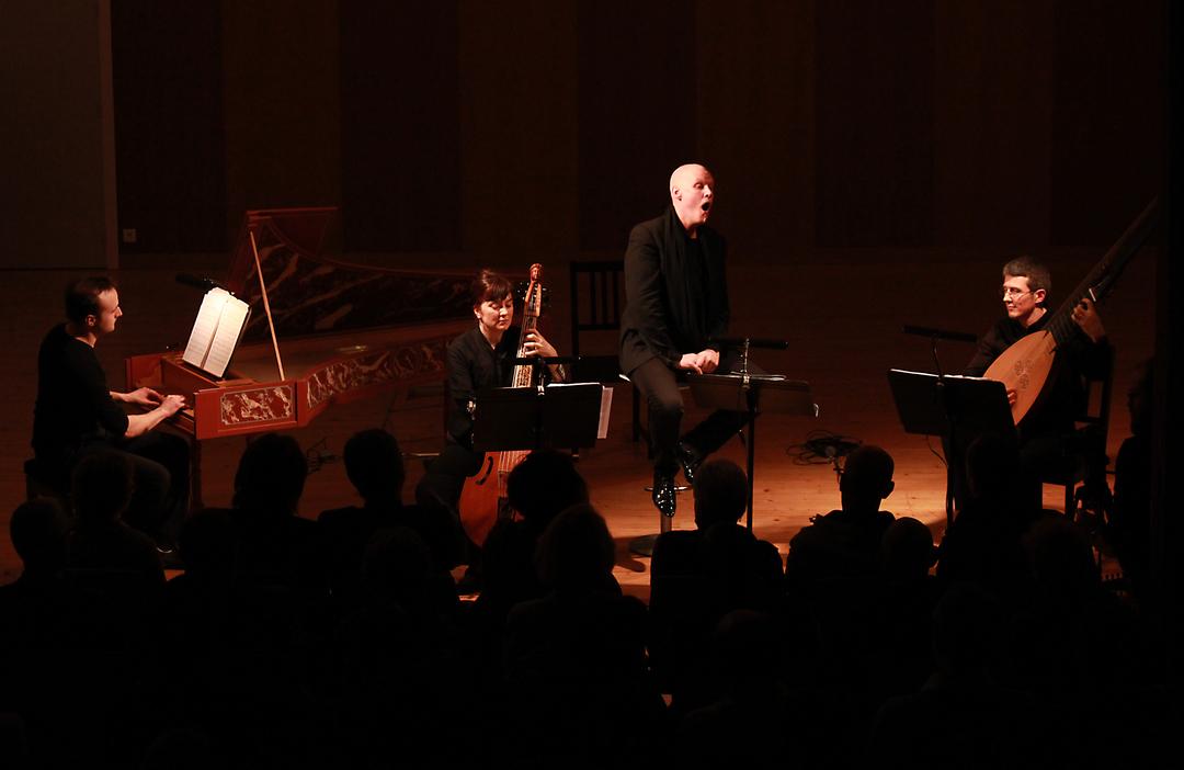 La Rêveuse - Salle Musicatreize - Mars en Baroque 2014