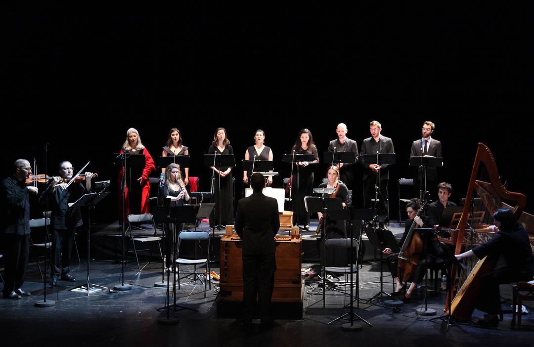 Concerto Soave | La Liberazione di Ruggiero dall'isola di Alcina - Mars en Baroque 2018
