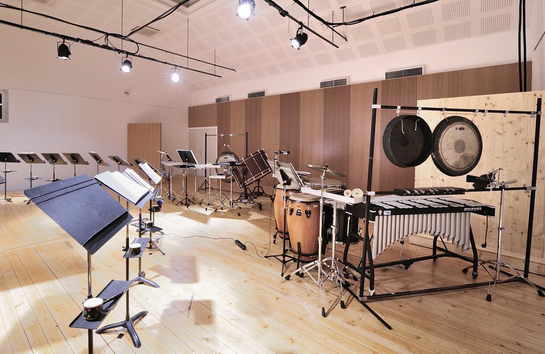 Salle Musicatreize
